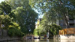 Punting on the Cam 3: Elizabeth Whitten