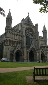 St. Albans Cathedral 053: Elizabeth Whitten