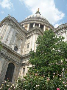 St Paul's Cathedral, London: Elizabeth Whitten